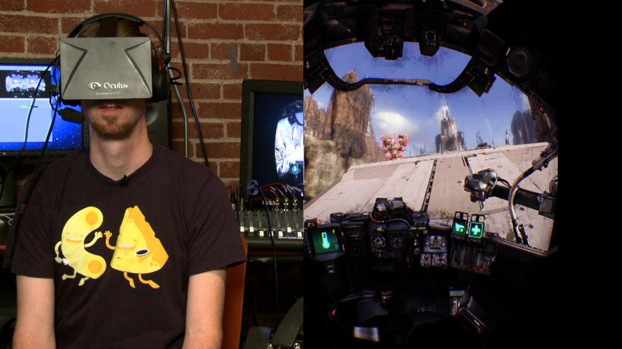 Hawken Oculus Rift Commentary