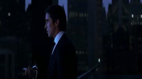 The Dark Knight - Rachel and Bruce