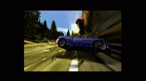 Burnout Legends (VG) (2005) - Nintendo DS, PSP