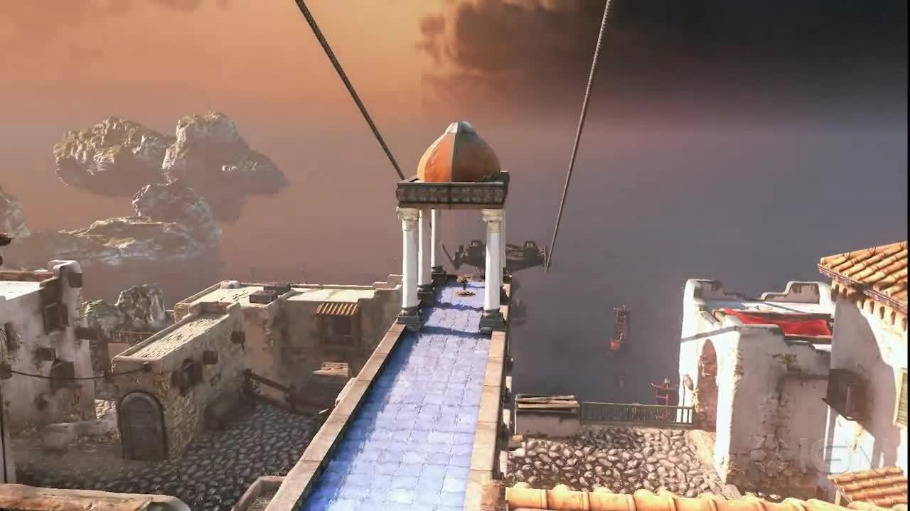 """Gondola"" Map Tour Gears of War Judgment"