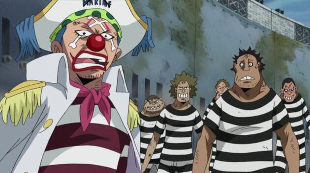 File One Piece - Episode 479 - The Scaffold at Last! the Way to Ace Has Opened!