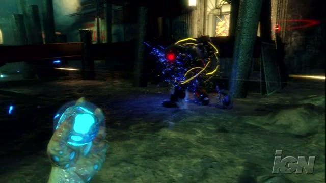 BioShock Xbox 360 Trailer - Insect Swarm