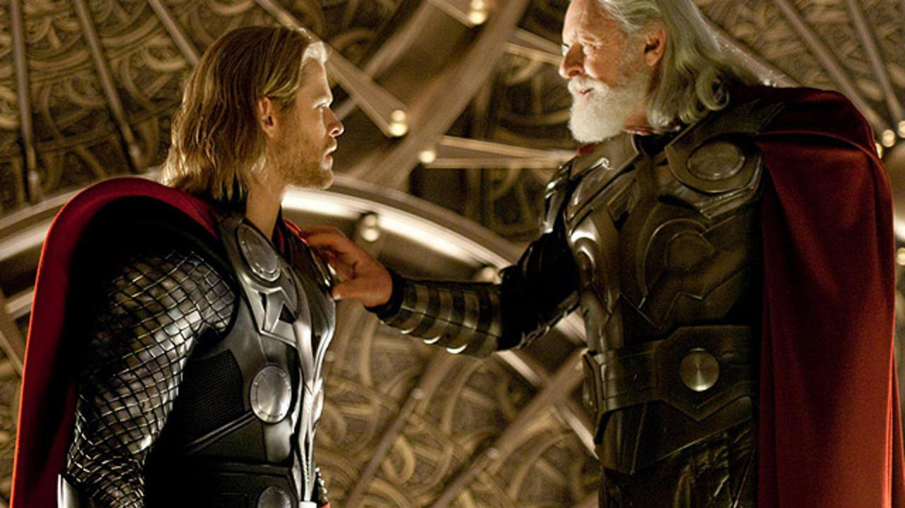 IGN Meets Thor