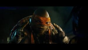 Teenage Mutant Ninja Turtles- Debut Trailer
