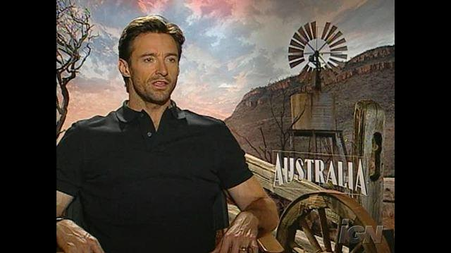 X-Men First Class Movie Interview - Hugh Jackman Discusses First Class