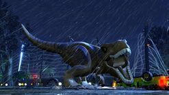 LEGO Jurassic World Gameplay Trailer