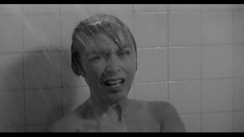Psycho - murder in shower