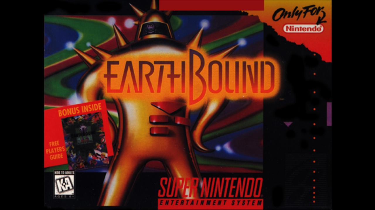 Earthbound Intro