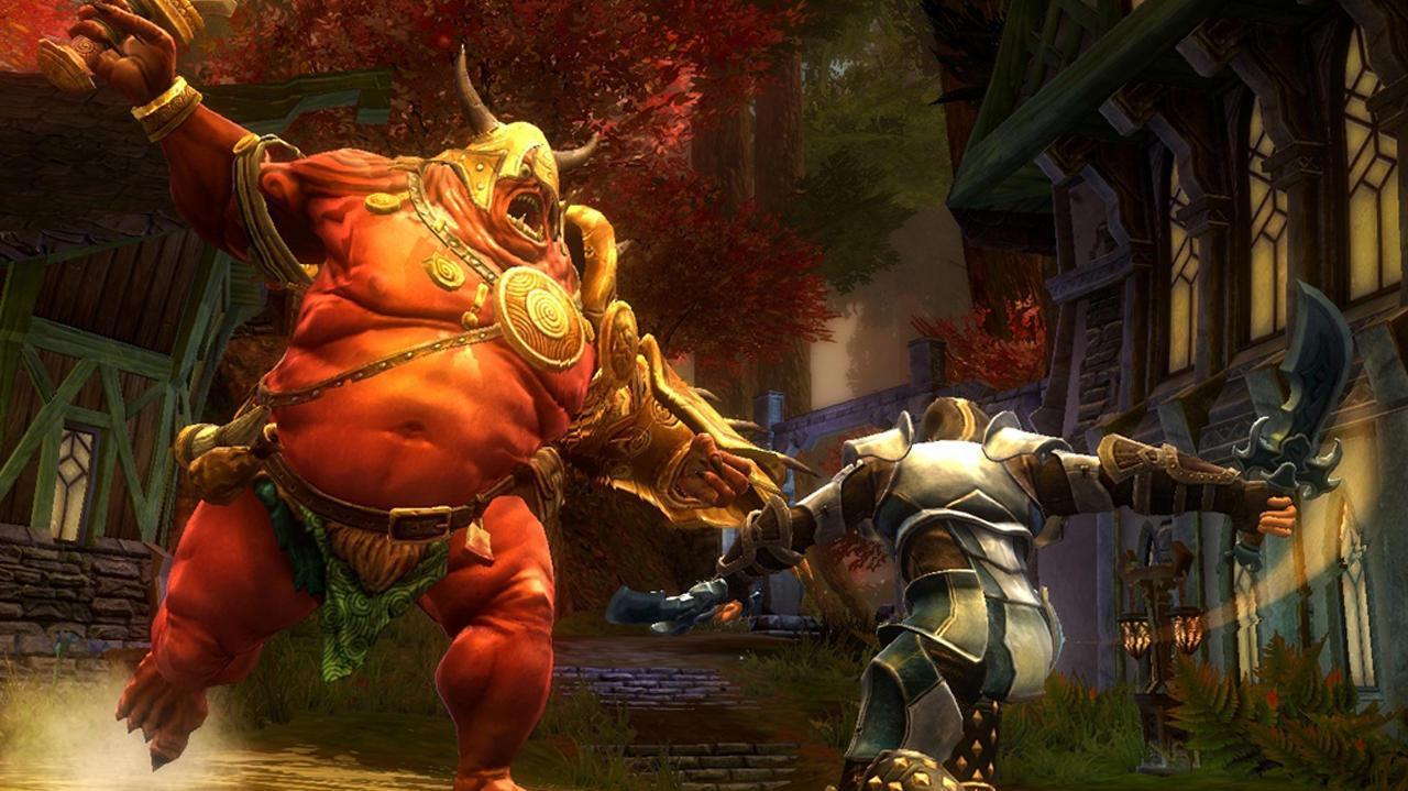 Kingdoms of Amalur Reckoning Gameplay Trailer