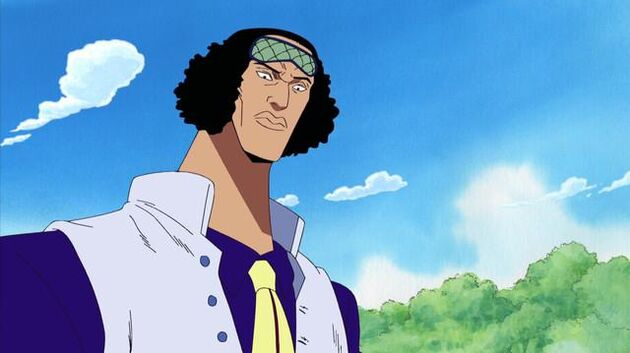 One Piece - Episode 227 - Navy Headquarters Admiral Aokiji! the Ferocity of an Ultimate Powerhouse!