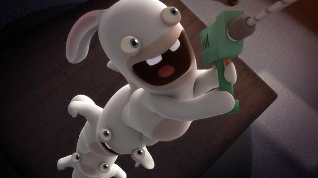 Rabbids Invasion Rabbid Are You There? - Clip