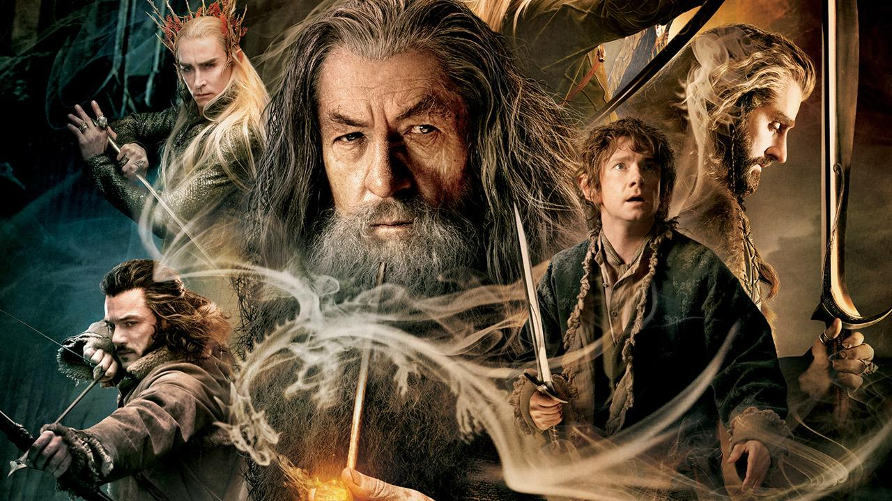 Rewind Theater The Hobbit The Desolation of Smaug Sneak Peek Trailer