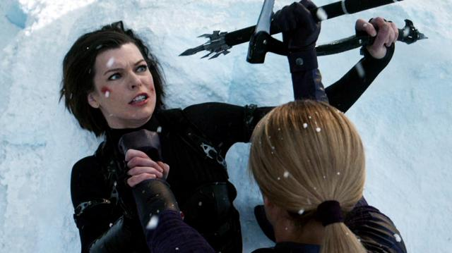 Resident Evil Retribution Clip - It Will Be Enough