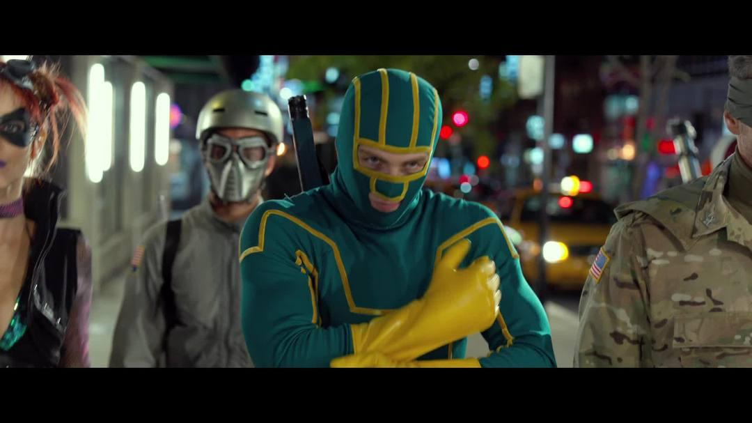 Kick-Ass 2 Theatrical Trailer