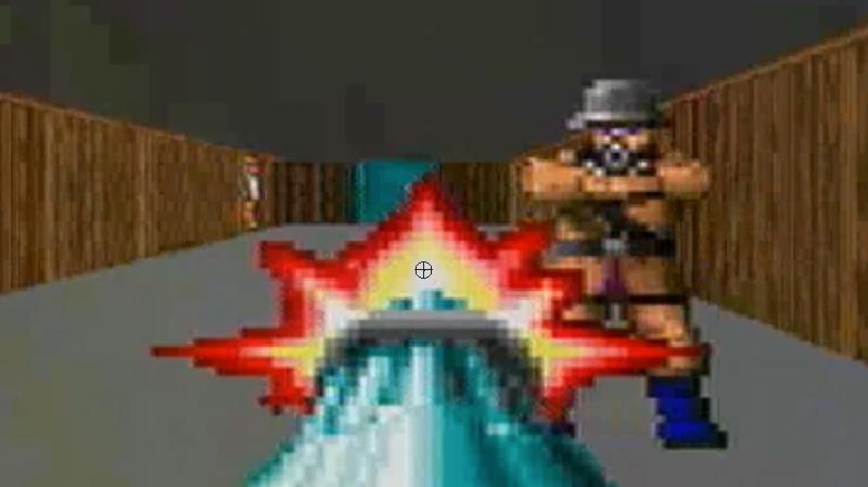 News Castle Wolfenstein Movie Announced