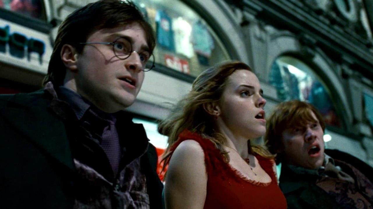 Harry Potter and the Deathly Hallows Part One Movie Trailer