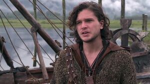 Seventh Son - Kit Harington Interview