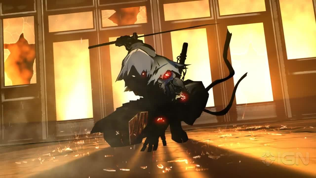 Yaiba Ninja Gaiden Z Reveal Trailer