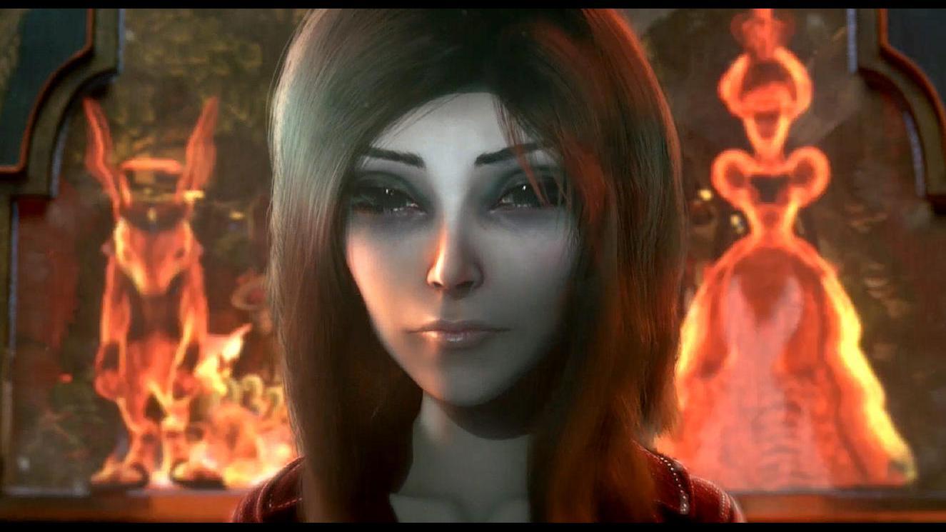 Alice Madness Returns - TGS Teaser Trailer