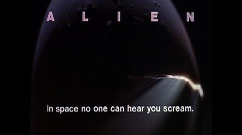 Alien (1979) - Teaser Trailer for Alien