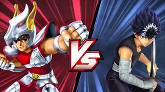 J-Stars Victory Vs+ - Seiya vs. Hiei Trailer