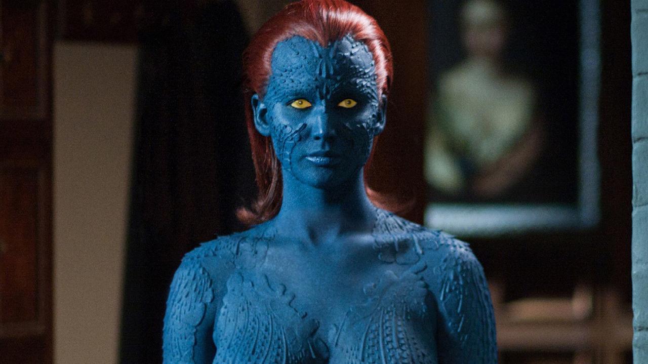 X-Men Days of Future Past - Jennifer Lawrence on Mystique's First Kill