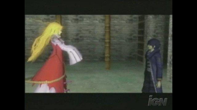 Baroque PlayStation 2 Video