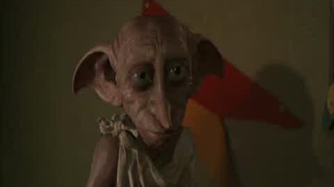 Harry Potter and the Chamber of Secrets - Dobby's introduction