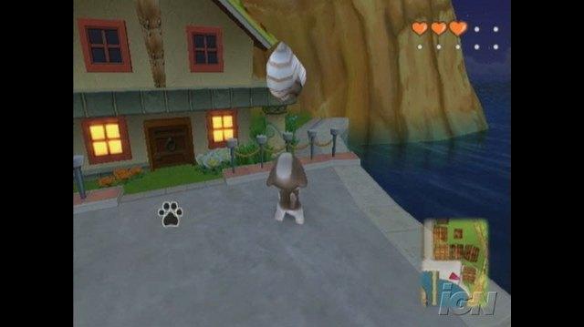 The Dog Island Nintendo Wii Gameplay