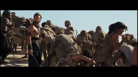 10,000 BC - Sacrifcing Moha