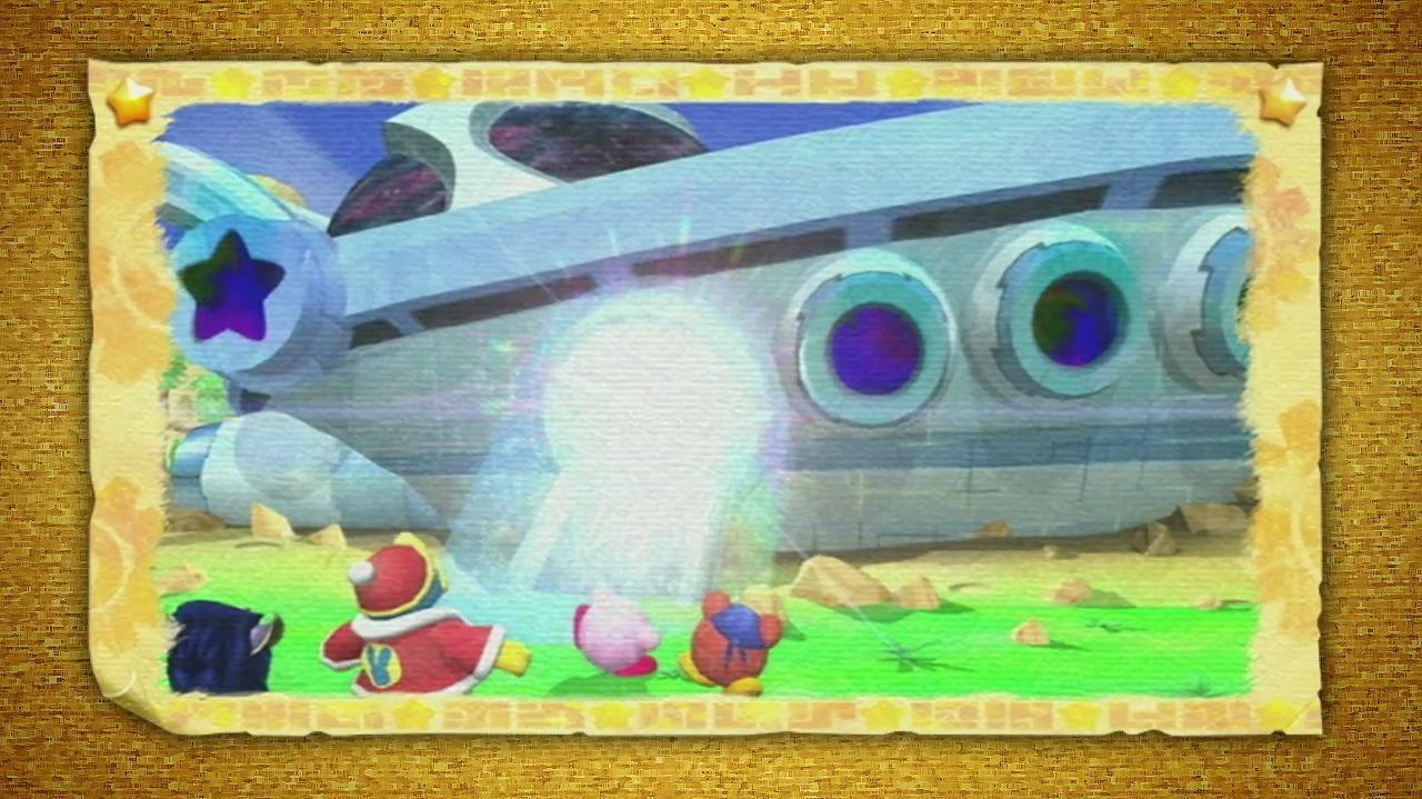E3 2011 Kirby Wii E3 Trailer