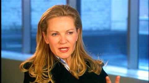 "The Bourne Ultimatum (2007) - Interview Joan Allen ""On Matt Damon"""