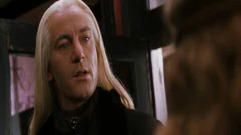 Harry Potter and the Chamber of Secrets - Lucius Malfoy's Introduction