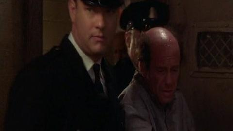 The Green Mile - Preparing Del's execution
