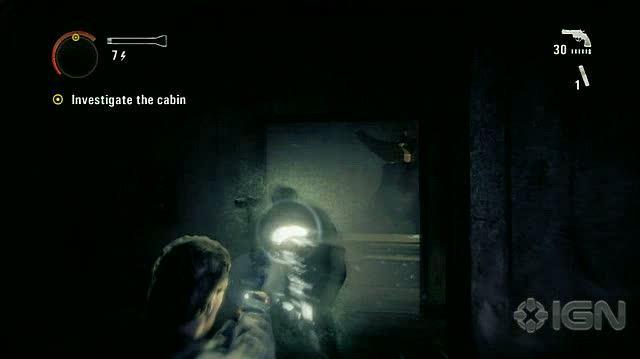 Alan Wake X360 - Walkthrough - Alan Wake - Nightmare Difficulty - Episode 4 - Investigate the Cabin