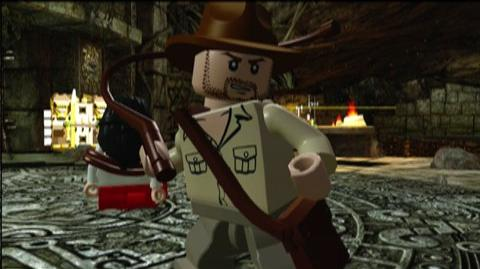 Lego Indiana Jones Two The Adventure Continues (VG) (2009) - Disco trailer for this new Lego release