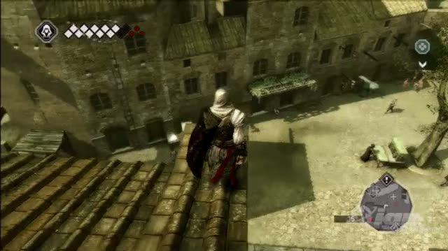 Assassin's Creed II Video Preview - Assassin's Creed II Town Reveal