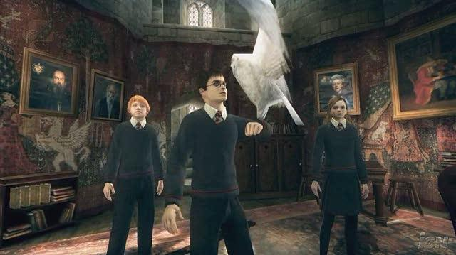 Harry Potter and the Order of the Phoenix PlayStation 3 Review - Video Review (HD)