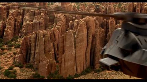 Hulk - The boulders