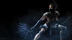 Mortal Kombat X - Kitana and Kung Lao Gameplay Trailer