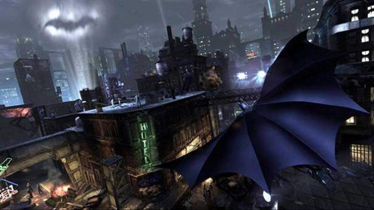 Batman Arkham City Launch Trailer 2