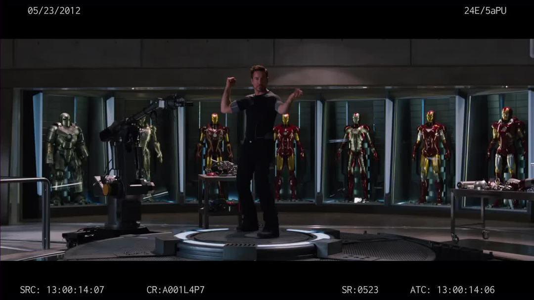 Iron Man 3 - Gag Reel