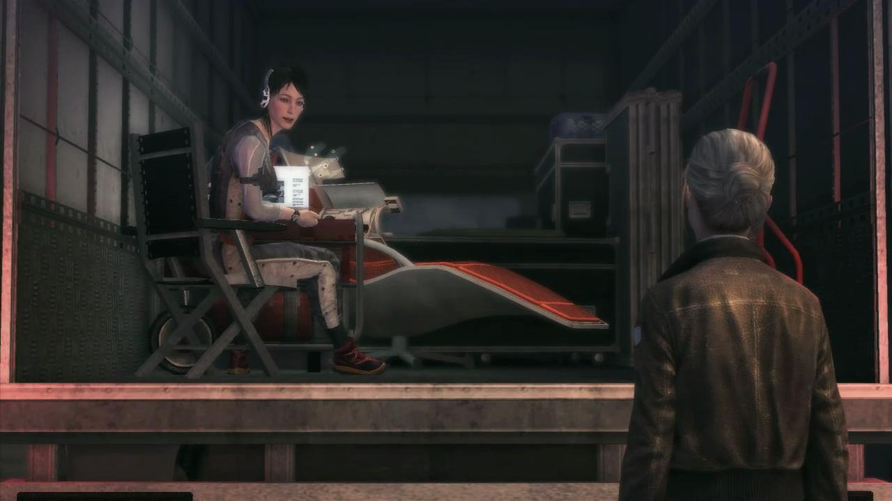 NextGenWalkthroughs Assassin's Creed Brotherhood - Out of the Animus - Cutscene 1