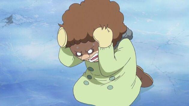 One Piece - Episode 599 - Shocking! The True Identity of the Mystery Man Vergo!
