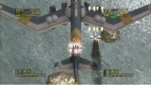 1942 Joint Strike Xbox Live Gameplay - Bodan Boss (HD)