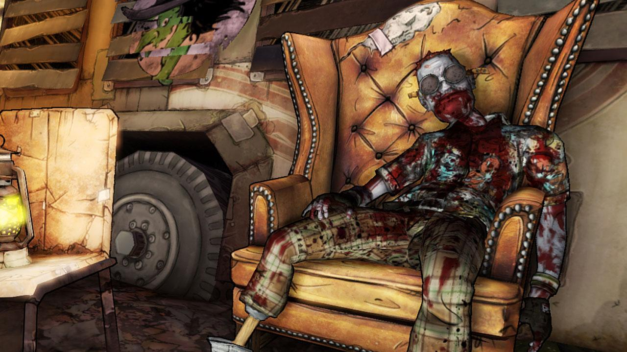 Borderlands 2 TK Bahas Bloody Harvest Full Mission Walkthrough