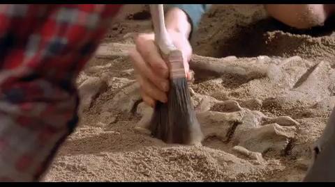 Jurassic Park - Digging in Badlands
