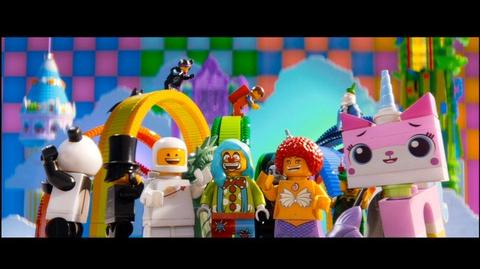 The Lego Movie (2014) - Clip Cloud Cuckoo Land