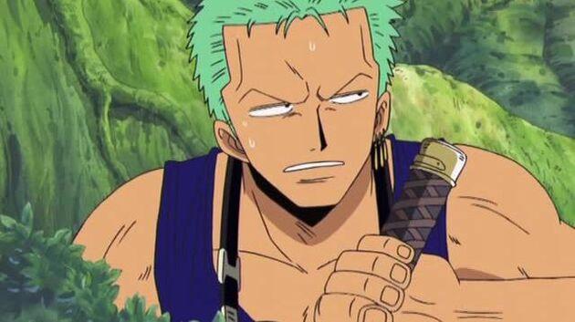 One Piece - Episode 170 - Fierce Midair Battle! Pirate Zoro Vs