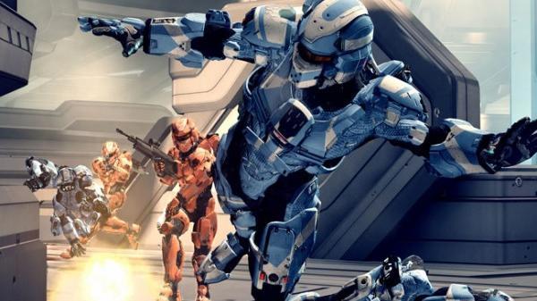Halo 4 Crimson Map Pack Trailer